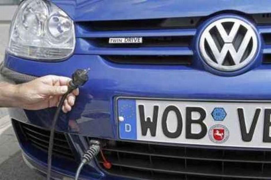 W Rzeszowie doładujesz elektryczne auto za darmo
