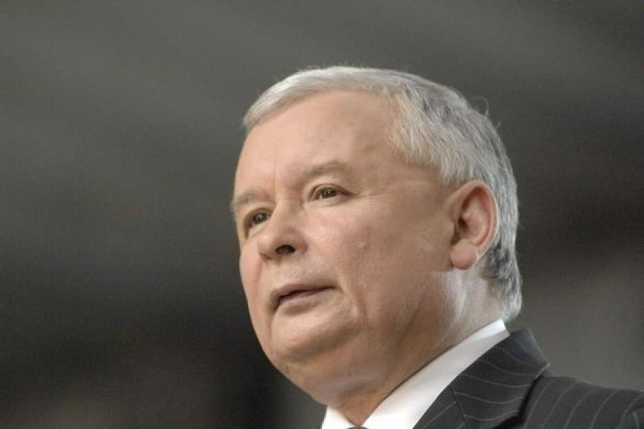 Kaczyński apeluje o przekop Mierzei Wiślanej