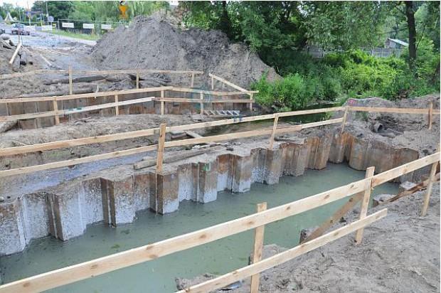 Rośnie nowy most w powiecie legionowskim