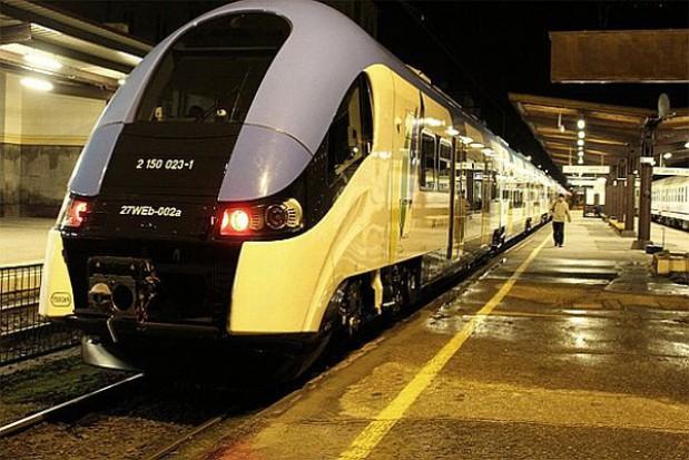 Szybciej koleją na trasie Poznań - Gniezno