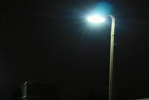 Gmina zapłaci za oświetlenie obwodnicy
