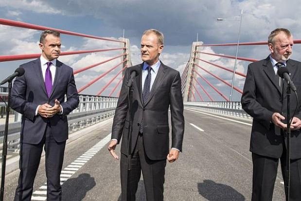 Most w Kwidzynie łączy ze światem