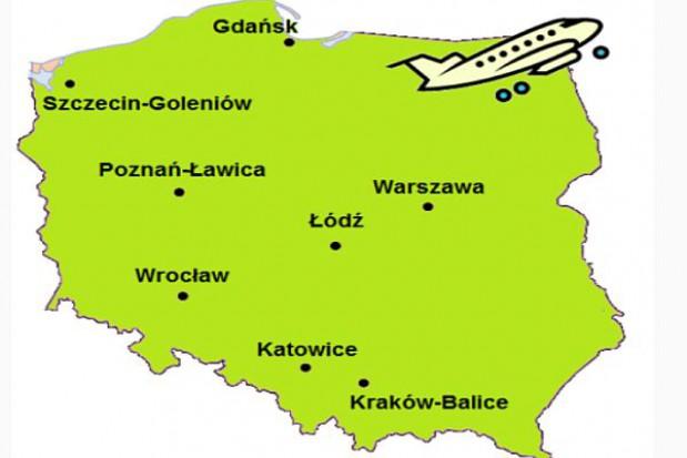 Miliony euro na bezpieczeństwo krajowego transportu lotniczego