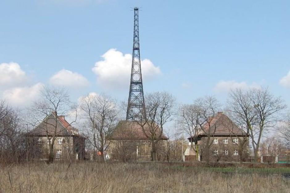 Gliwicka radiostacja do renowacji