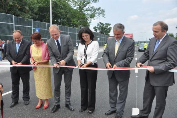 Strategiczna droga w Wałbrzychu przebudowana
