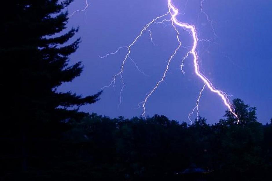 Ministerstwo uprzedza o burzach