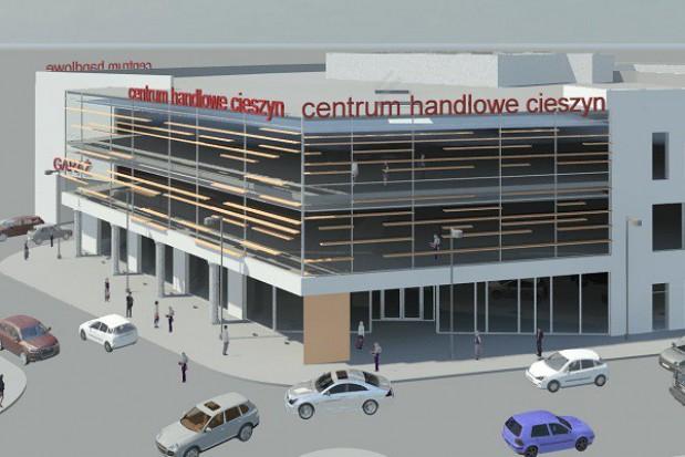Nowe centrum handlowe wyrośnie w Cieszynie
