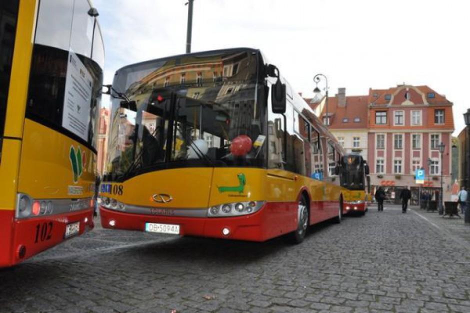 Nowe połączenie wałbrzyskich autobusów