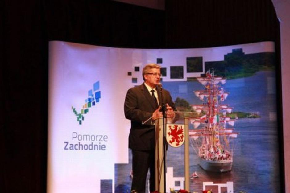 Bronisław Komorowski: zmiany w gospodarce odpadami elementem postępu cywilizacyjnego