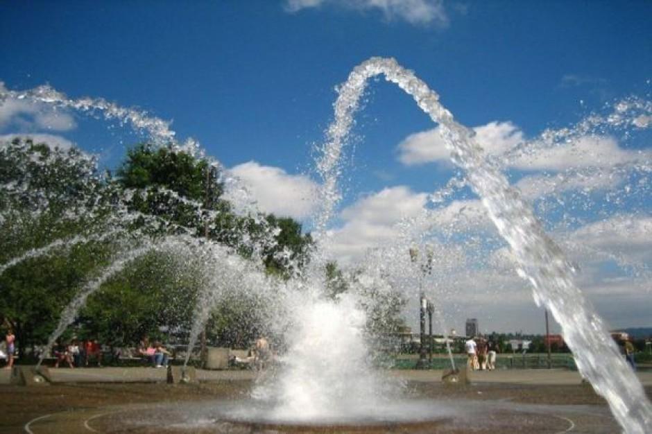 Miejskie fontanny groźne dla zdrowia?