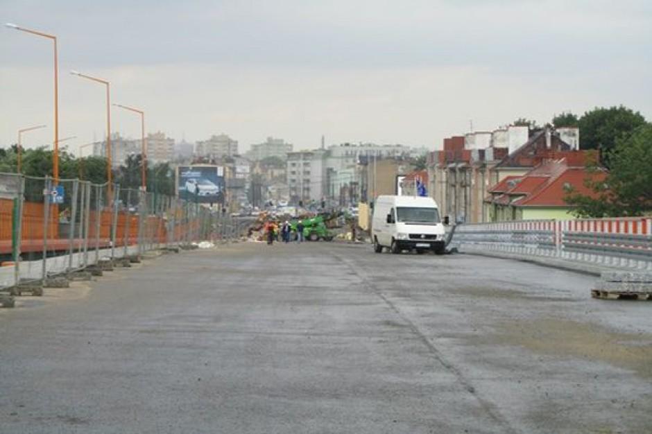 Przebudowa wiaduktu w Poznaniu zakończona