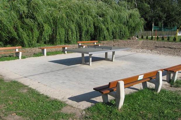 Nowa Wieś Mała stawia na sport