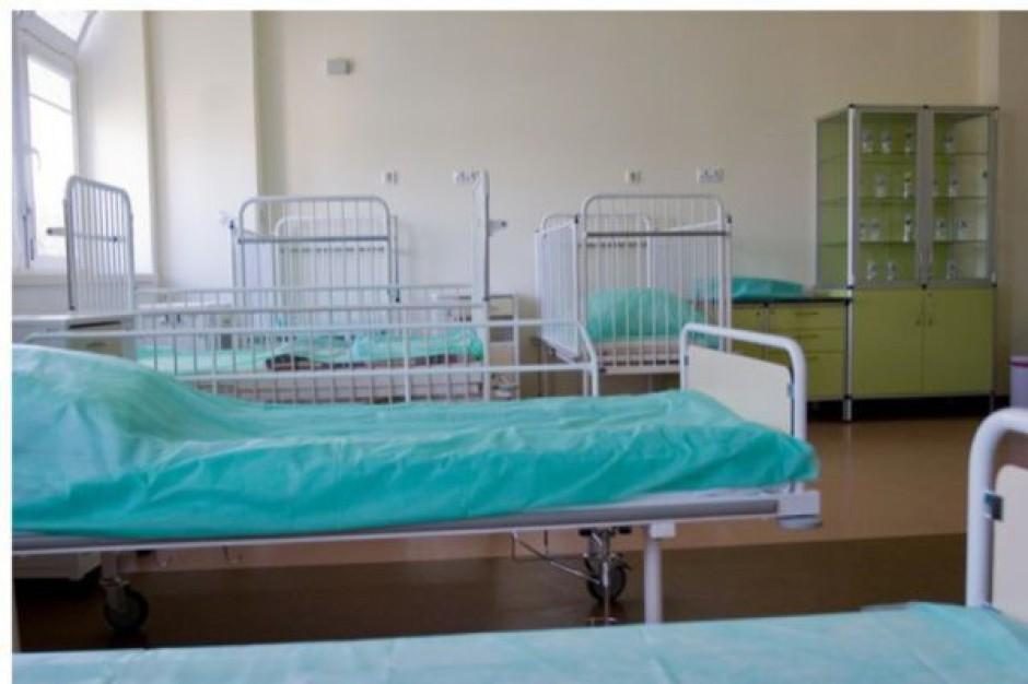 Salowe z tarnowskiego szpitala bez pracy