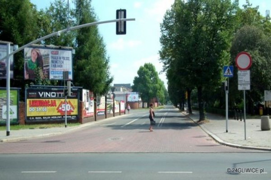 Remont nawierzchni w okolicy ul. Akademickiej w Gliwicach