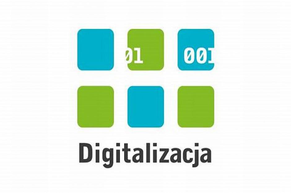 Dofinansowanie digitalizacji w kulturze
