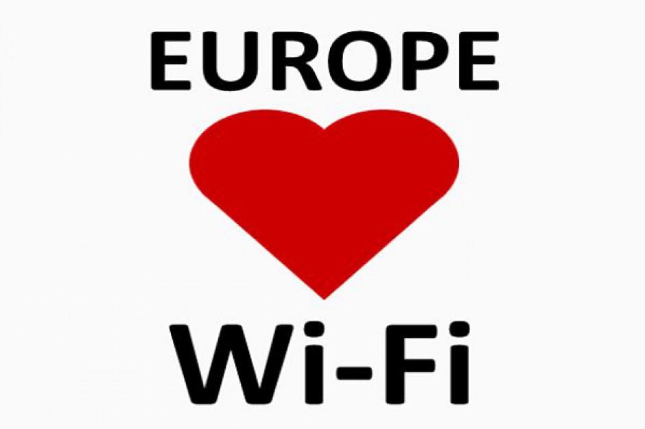 Europa uwielbia wi-fi