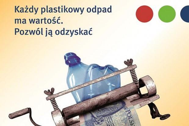 Wartość ukryta w odpadach plastikowych