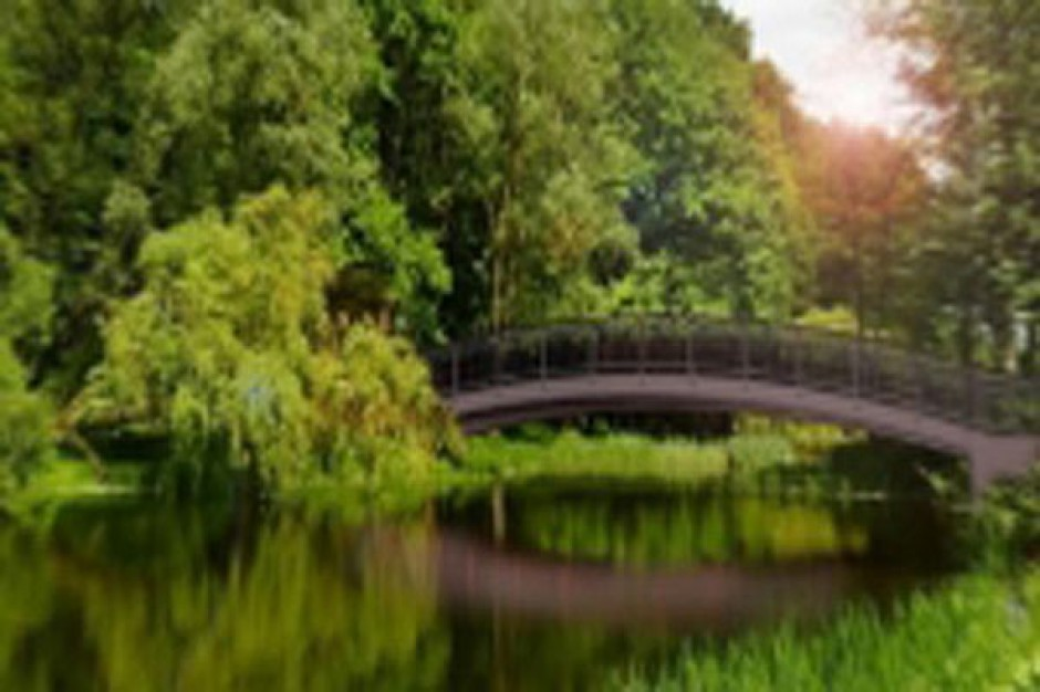 Kto odbuduje symbol zabytkowego parku?