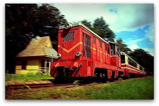 Jak zmieniła się Piaseczyńska Kolej Wąskotorowa