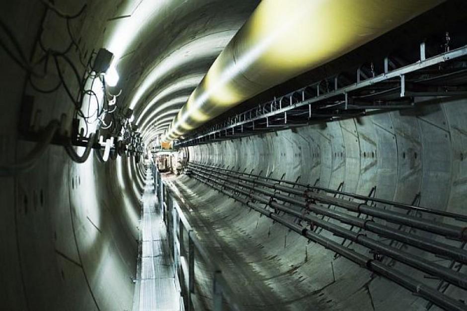 Pierwszy tunel metra pod dnem Wisły gotowy