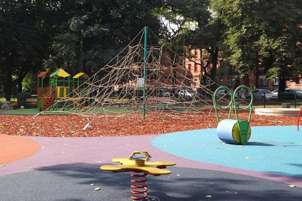 Nowy plac zabaw w Rudzie Śląskiej