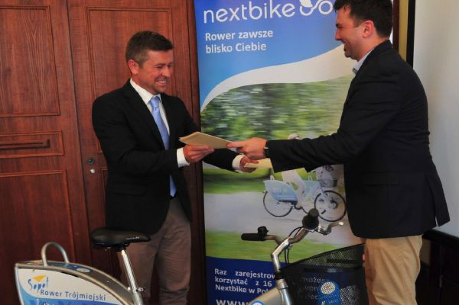 Sopot dołącza do rowerowych miast