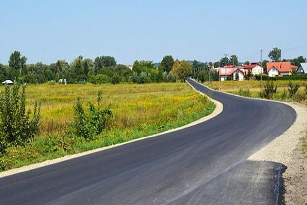 Droga Jedlicze - Żarnowiec - Zręcin gotowa