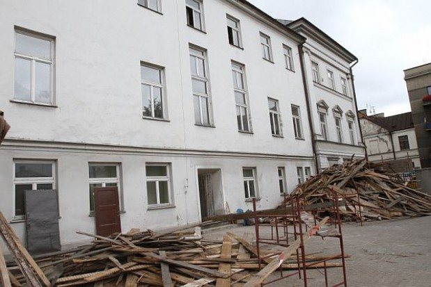 17,2 mln zł na remont płockiego zabytku