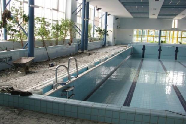 Kopalnia zapłaci za remont miejskiego basenu