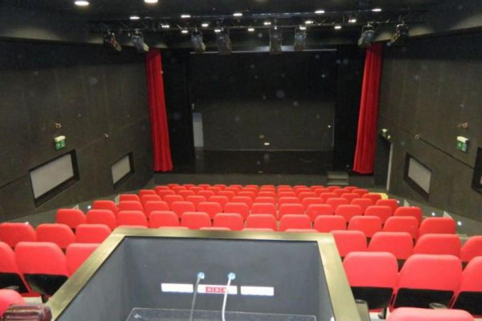 Wiekowe kino w Skoczowie jak nowe
