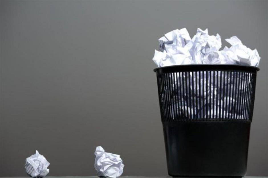 Radni o problemach z odpadami