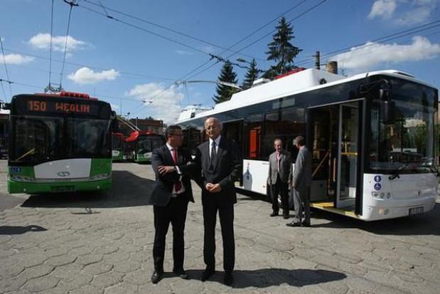 Nowe trolejbusy dla Lublina