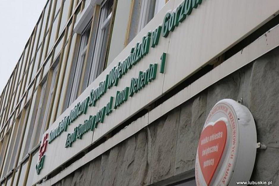 Zarząd regionu przyjął uchwały ws. gorzowskiej lecznicy