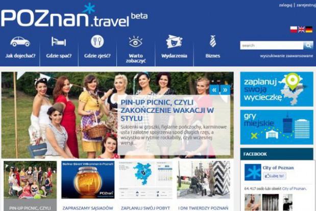 Nowy portal turystyczny metropolii poznańskiej