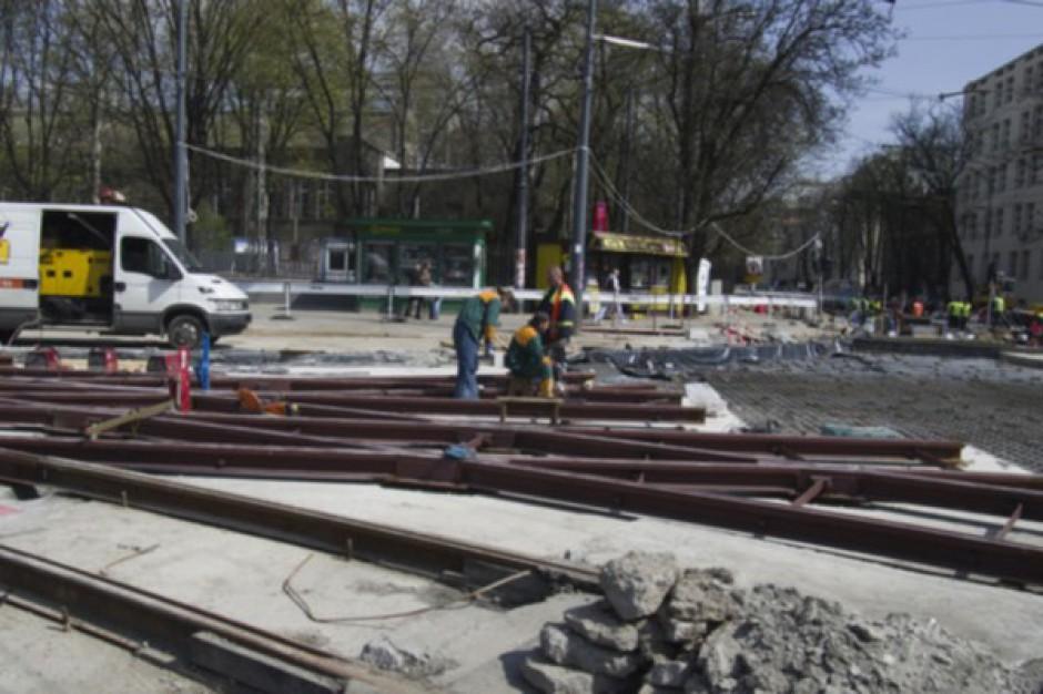 Kolejny etap remontu linii tramwajowej Katowice-Sosnowiec