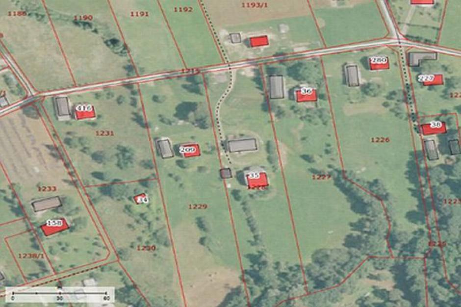 Innowacyjny portal mapowy gminy Grybów