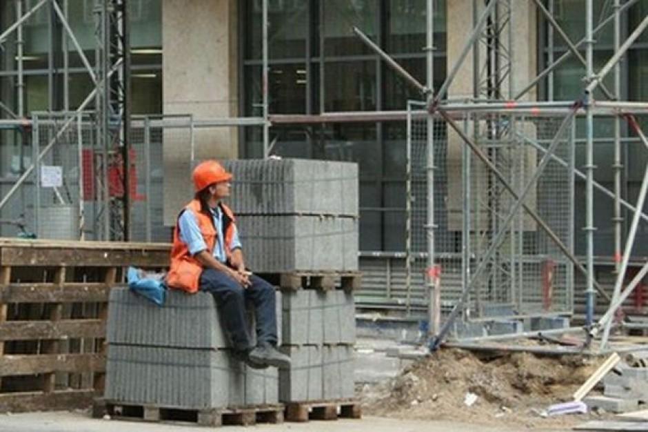 Pogarsza się sytuacja w budownictwie