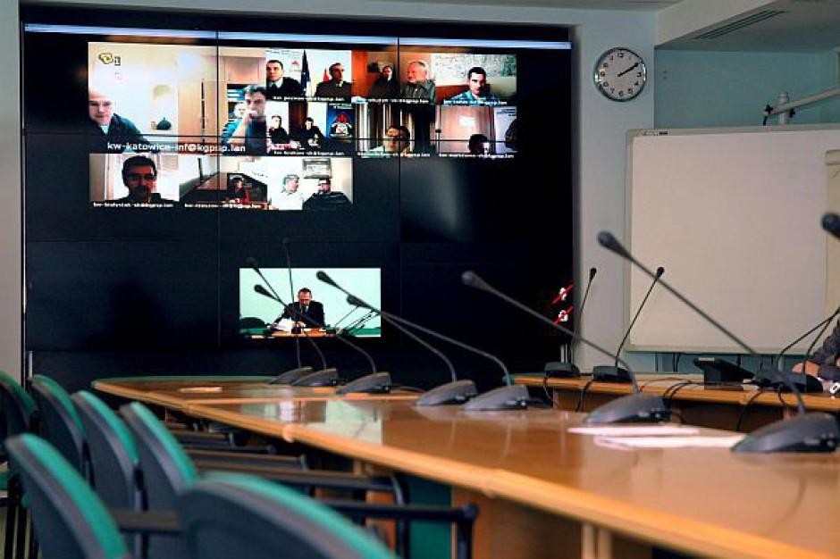 Nowoczesne rozwiązania komunikacyjne usprawnią działanie Państwowej Straży Pożarnej