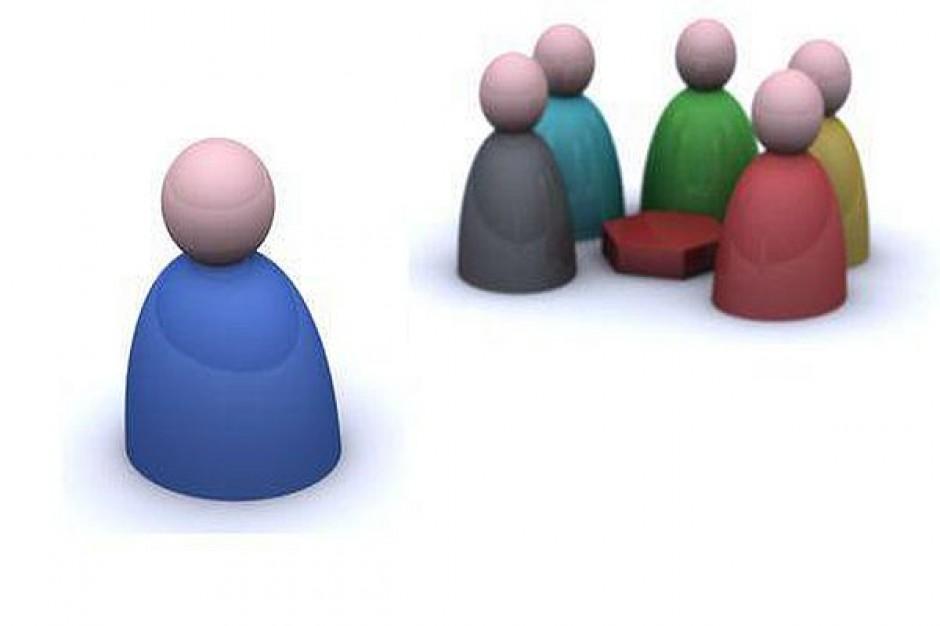 Wybrańcy od obszarów funkcjonalnych