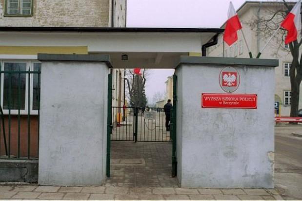 Uczniowie skorzystają z obiektów Wyższej Szkoły Policji
