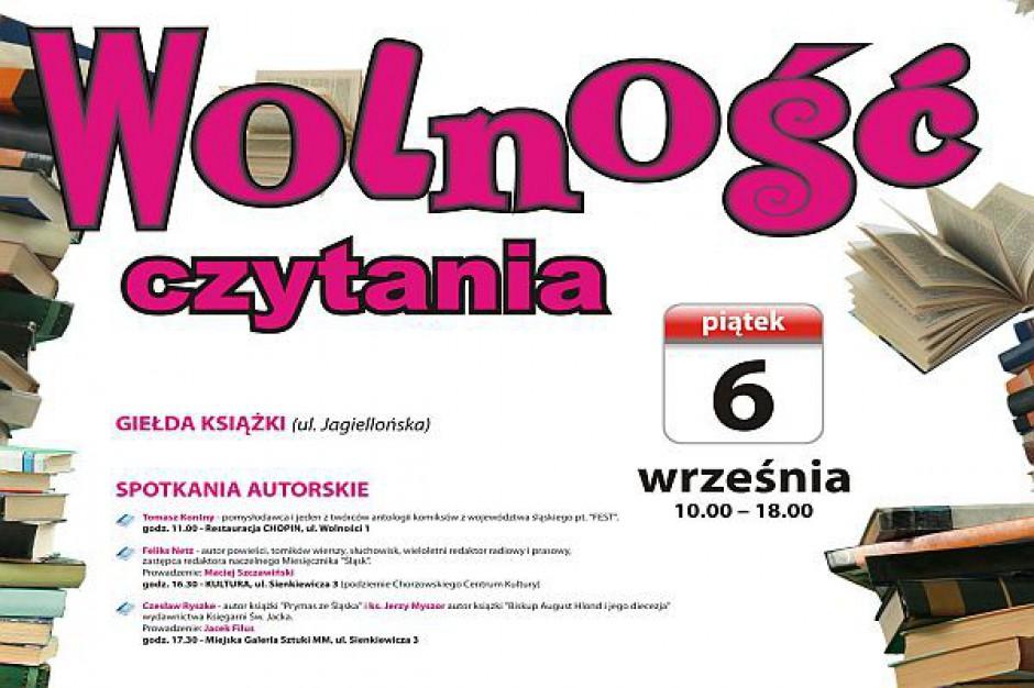 Dwa tysiące książek zebranych w Chorzowie