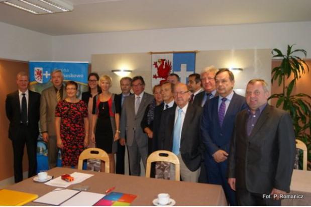 Porozumienie o współpracy transgranicznej 14 gmin