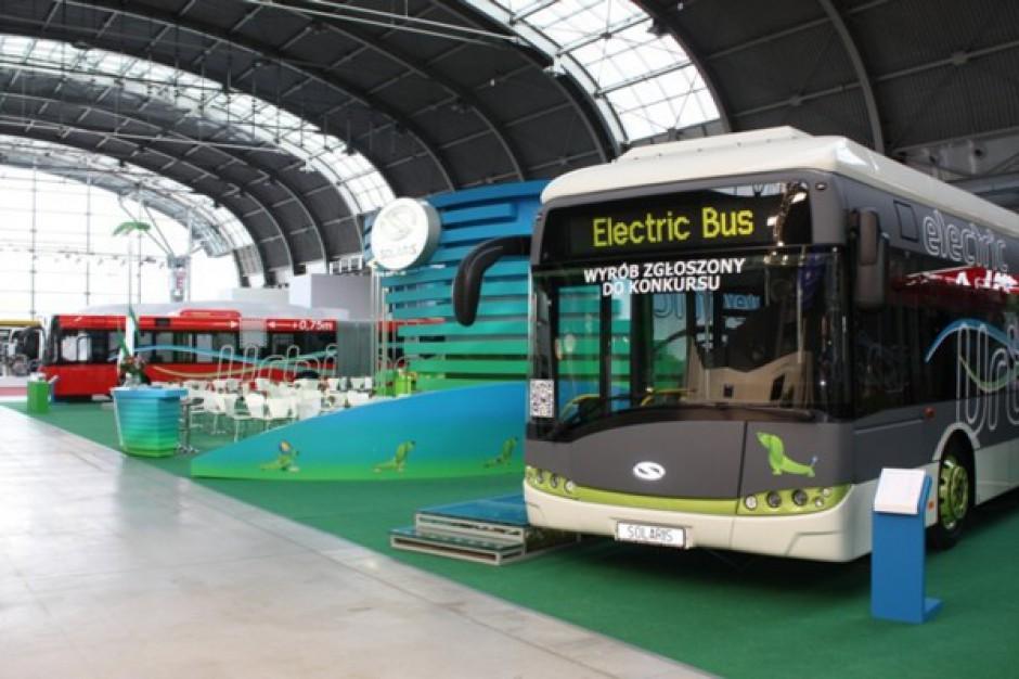 Autobus elektryczny w Zakopanem. Jazda testowa