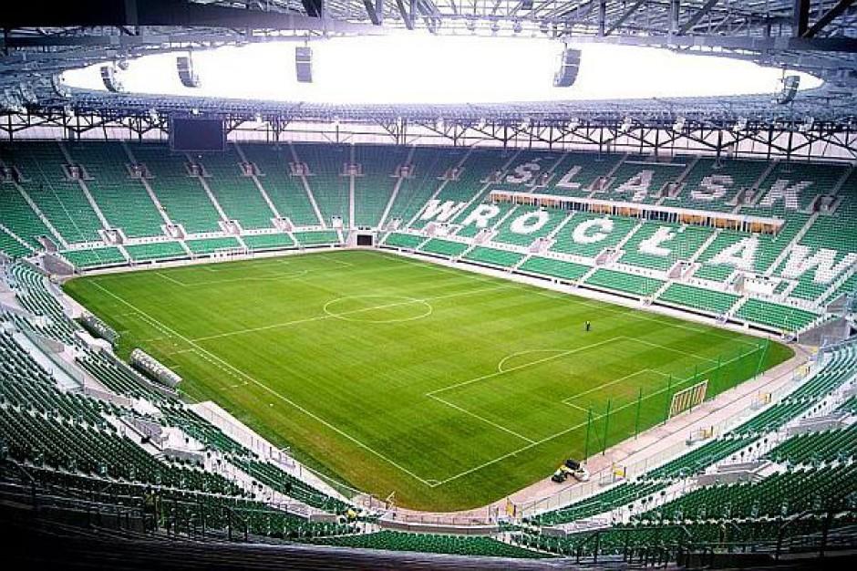 Wrocław chce zlicytować piłkarski Śląsk Wrocław