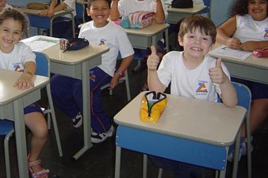 6-latki dobrze wypadają w szkolnych testach