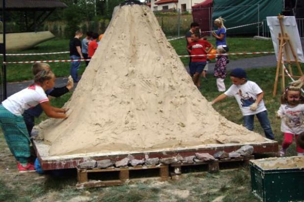 Model wulkanu atrakcją turystyczną