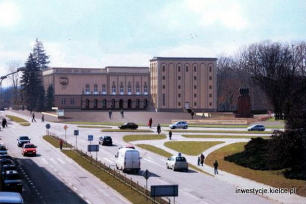 Ruszy przebudowa kieleckiego placu za 12 mln zł