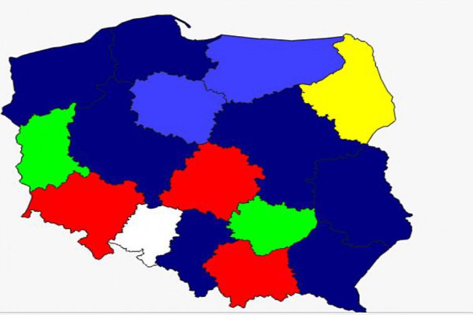 Powstała mapa samorządowych hotspotów