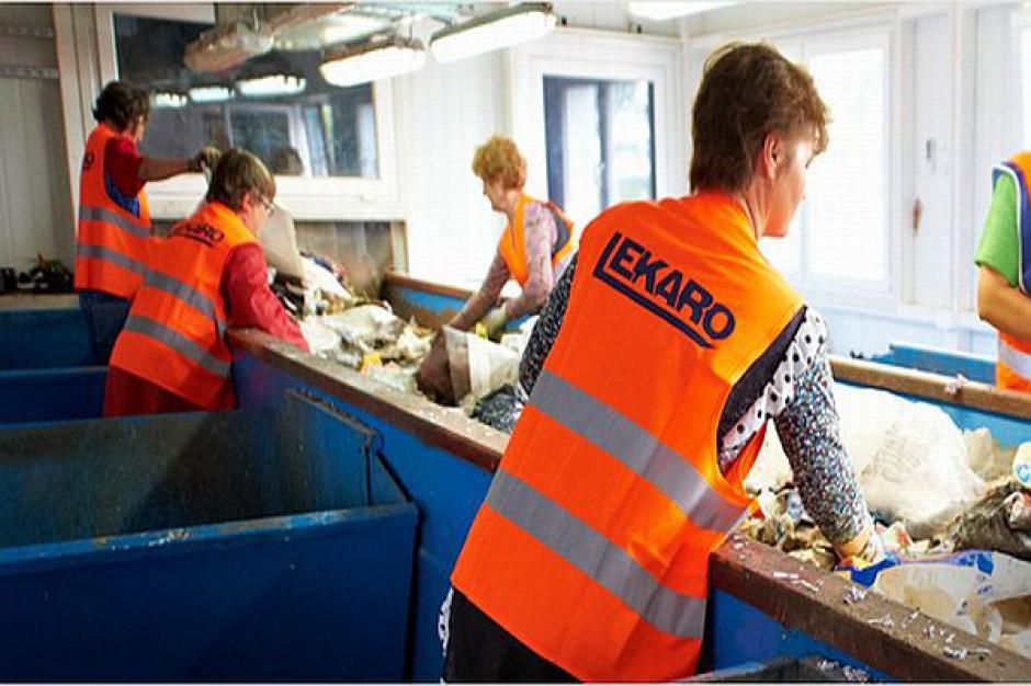 Odwołania w sprawie przetargu na wywóz śmieci w stolicy