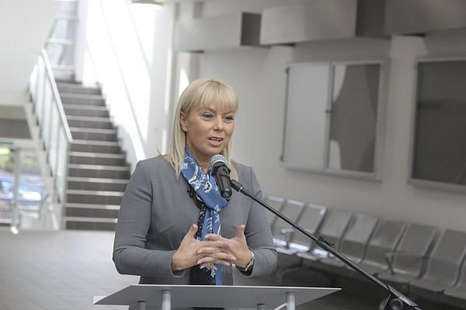 Minister Bieńkowska o polityce spójności